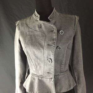 Women's Juicy Couture Jean Jacket Size Small  🌼